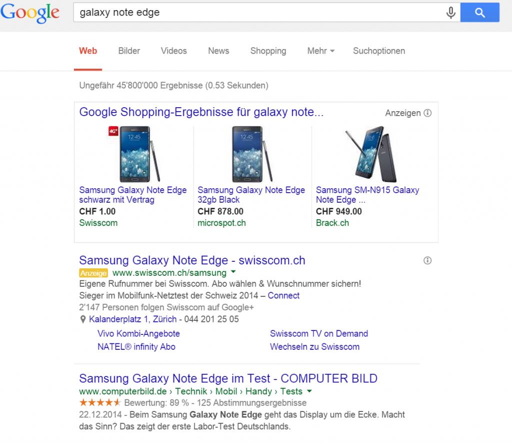 google_werbung